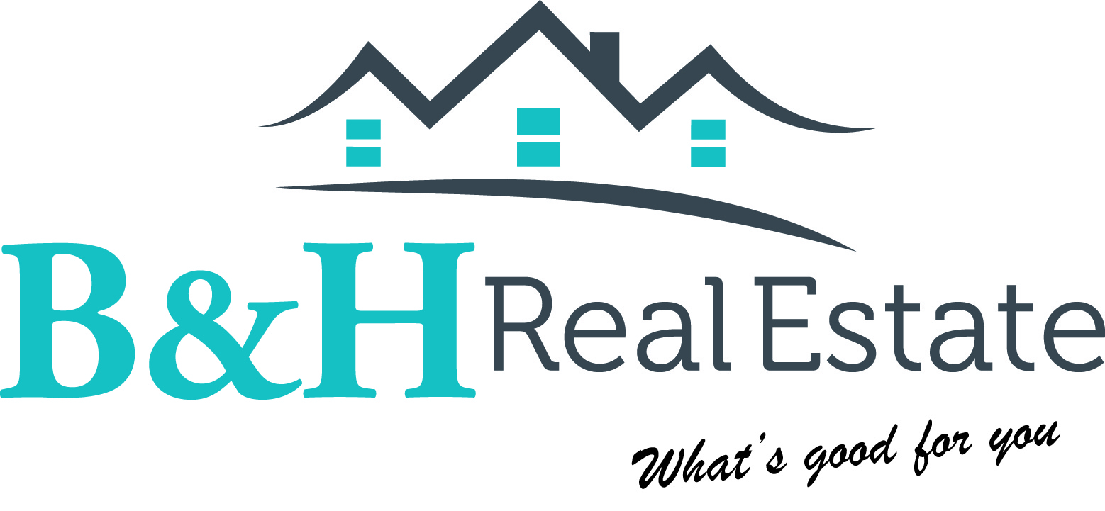 B&H Real Estate - logo